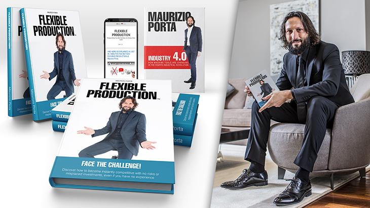 Acquista Libro Flessibilità Produttiva